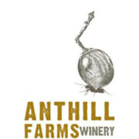 Anthill Farms Baker Ranch Vineyard Pinot Noir 2014 Front Label