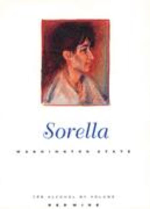 Andrew Will Winery Sorella 1998 Front Label