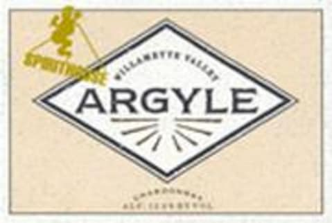 Argyle Spirithouse Chardonnay 1998 Front Label