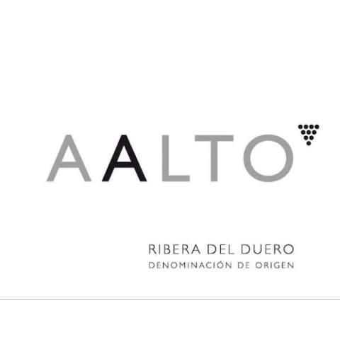 Aalto  2015 Front Label