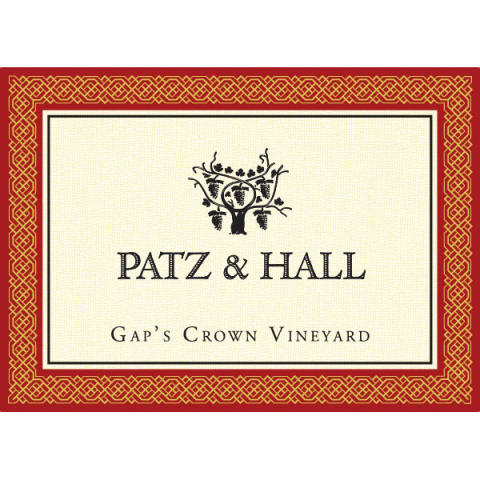 Patz & Hall Gap's Crown Vineyard Pinot Noir (1.5 Liter Magnum) 2014 Front Label