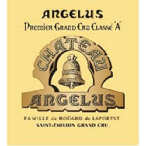 Chateau Angelus (Futures Pre-Sale) 2017 Front Label