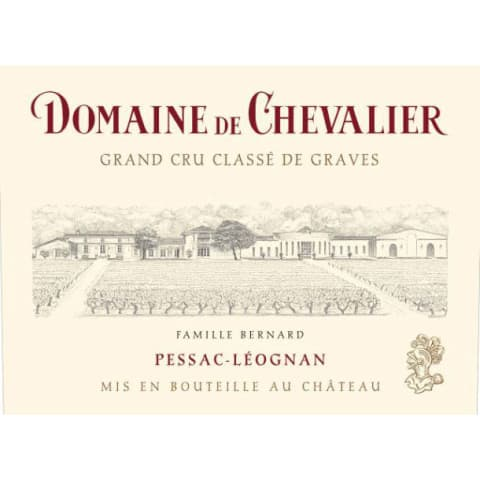 Domaine de Chevalier (Futures Pre-Sale) 2017 Front Label