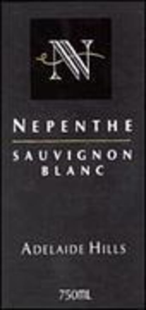 Nepenthe Sauvignon Blanc 2001 Front Label