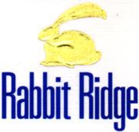 Rabbit Ridge Nebbiolo 1996 Front Label