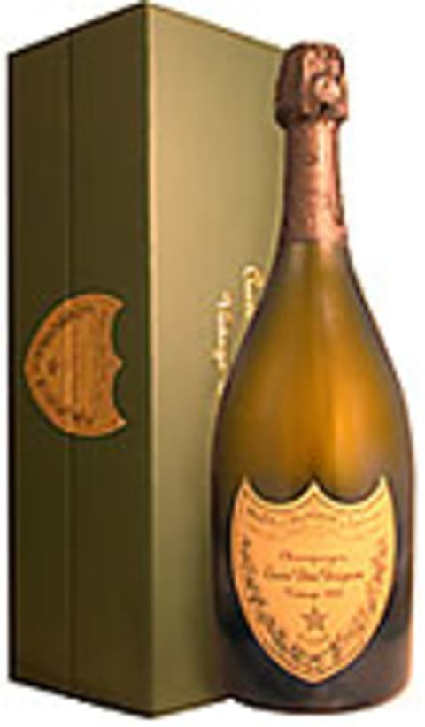 Dom Perignon with Gift Box 1995 Front Label