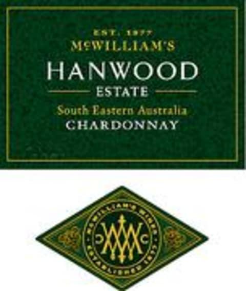 McWilliam's Chardonnay 2002 Front Label