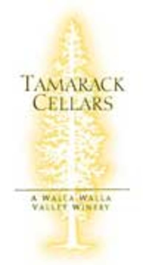 Tamarack Cellars Firehouse Red 2002 Front Label