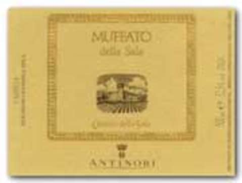Antinori Muffato (500ml) 2000 Front Label