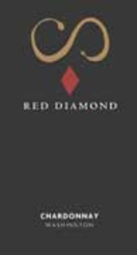 Red Diamond Chardonnay 2002 Front Label
