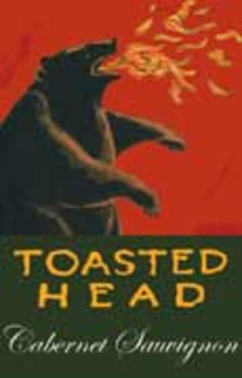 Toasted Head Cabernet Sauvignon 2002 Front Label