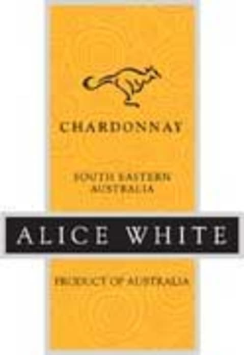 Alice White Chardonnay 2004 Front Label