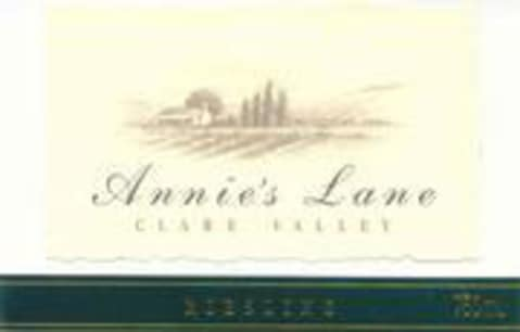 Annie's Lane Riesling 2004 Front Label