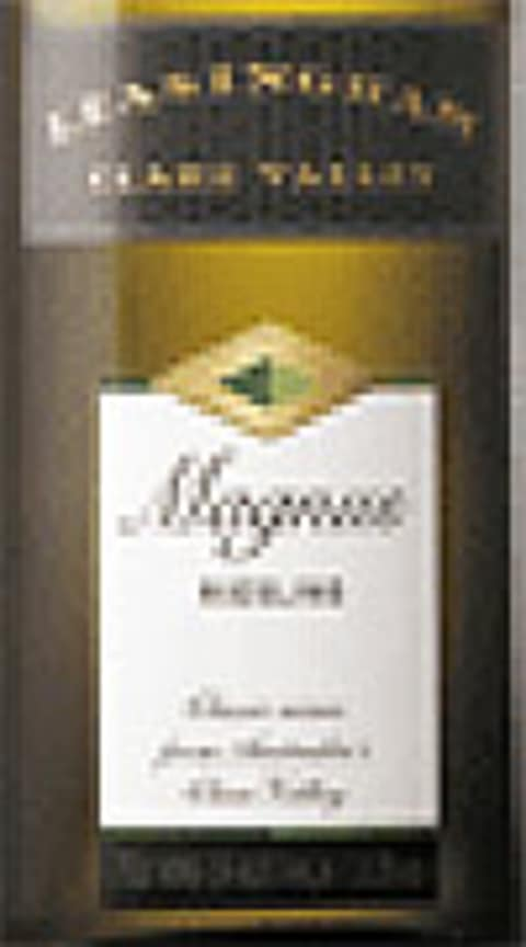 Leasingham Magnus Riesling 2004 Front Label