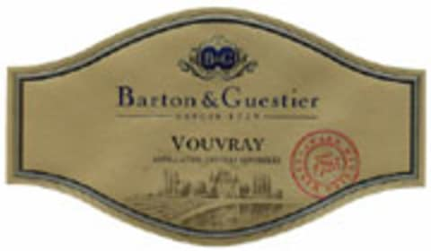 Barton & Guestier Vouvray 2004 Front Label