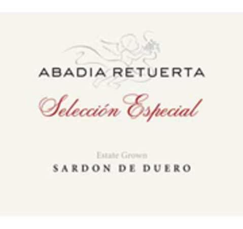Abadia Retuerta Seleccion Especial 2001 Front Label