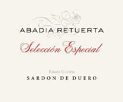 Abadia Retuerta Seleccion Especial 2002 Front Label