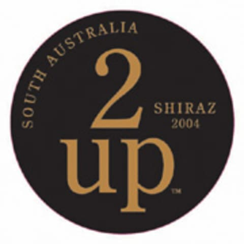 2 up Shiraz 2004 Front Label