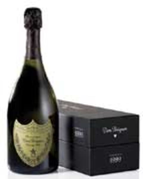 Dom Perignon Vintage with Gift Box 1999 Front Label