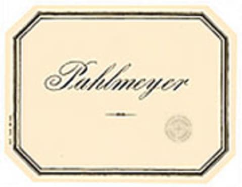 Pahlmeyer Napa Valley Chardonnay 2004 Front Label