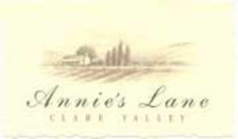 Annie's Lane Copper Trail Shiraz 2003 Front Label