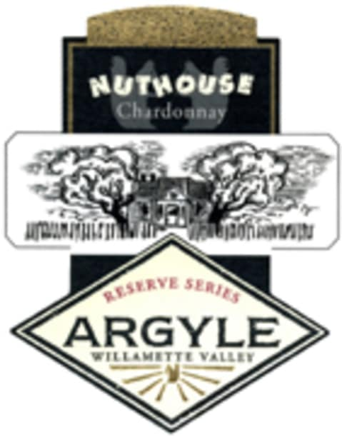 Argyle Nuthouse Chardonnay 2005 Front Label