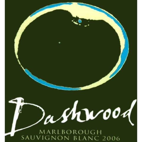 Dashwood Sauvignon Blanc 2006 Front Label