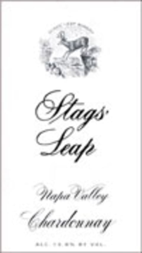 Stags' Leap Winery Napa Valley Chardonnay 2006 Front Label