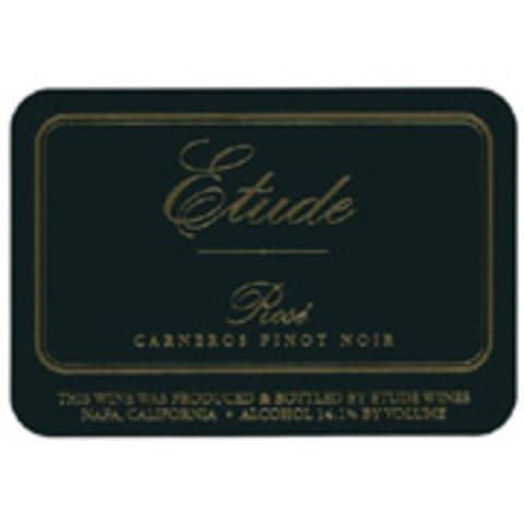 Etude Rose of Pinot Noir 2007 Front Label