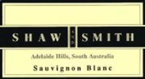 Shaw & Smith Sauvignon Blanc 1998 Front Label