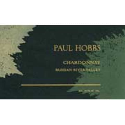 Paul Hobbs Russian River Chardonnay 2006 Front Label
