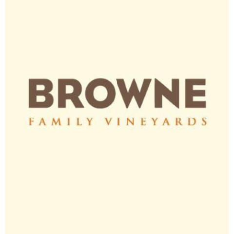 Browne Family Vineyards Chardonnay 2016  Front Label