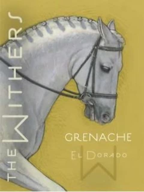 The Withers Grenache 2016  Front Label