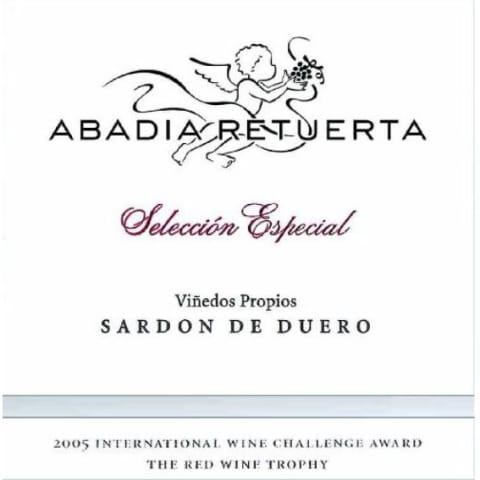 Abadia Retuerta Seleccion Especial 2016  Front Label