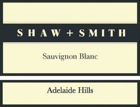 Shaw & Smith Sauvignon Blanc 2018 Front Label