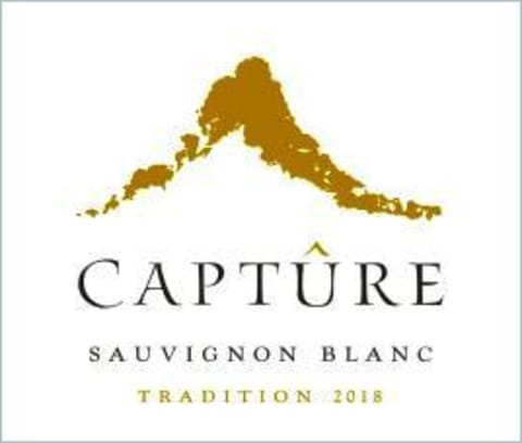 Capture Tradition Sauvignon Blanc 2018  Front Label