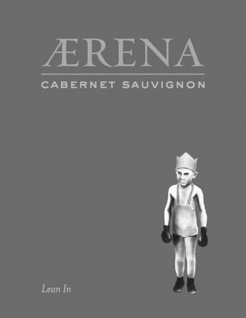 AERENA by Blackbird Vineyards Cabernet Sauvignon 2017 Front Label