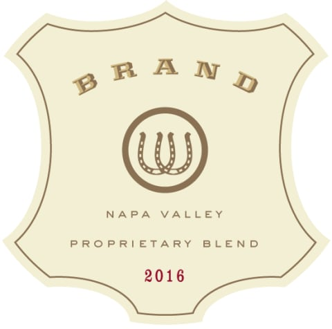 Brand Proprietary Red 2016 Front Label