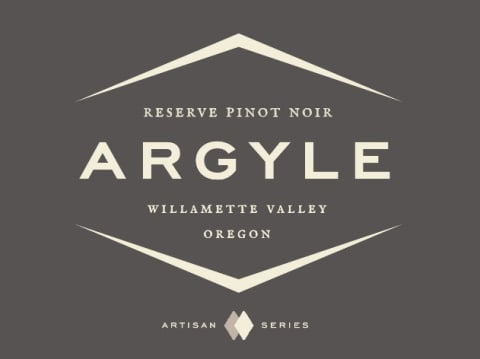 Argyle Reserve Pinot Noir (375ML half-bottle) 2017  Front Label