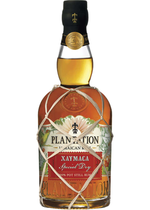 Plantation Xaymaca Special Dry Rum  Front Bottle Shot