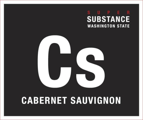 Substance Vineyard Collection Stoneridge Cabernet Sauvignon 2015 Front Label