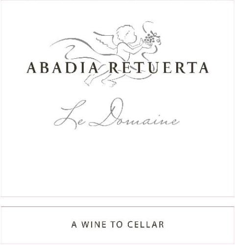 Abadia Retuerta Le Domaine Blanco 2017  Front Label