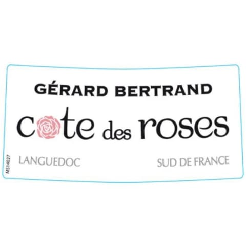 Gerard Bertrand Cote des Roses Rose (375ML half-bottle) 2018  Front Label