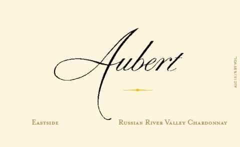 Aubert Eastside Russian River Chardonnay 2018  Front Label