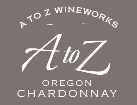 A to Z Chardonnay 2016 Front Label