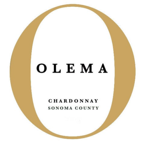 Amici Olema Chardonnay 2019  Front Label