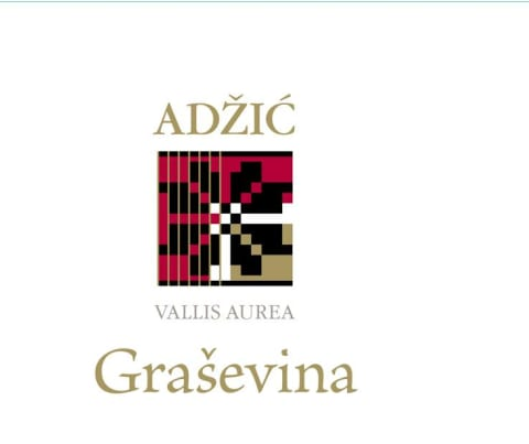 Adzic Grasevina 2017 Front Label