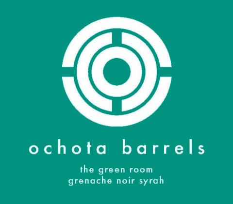 Ochota Barrels The Green Room Grenache Noir Syrah 2018  Front Label