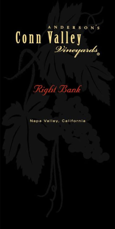 Anderson's Conn Valley Vineyards Right Bank Proprietary Red Blend 2016  Front Label