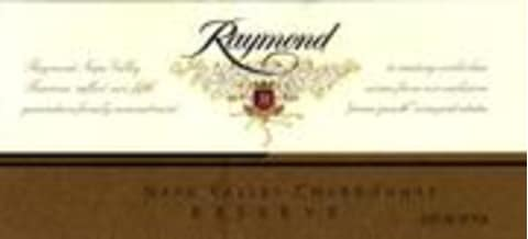 Raymond Reserve Selection Chardonnay 1997 Front Label